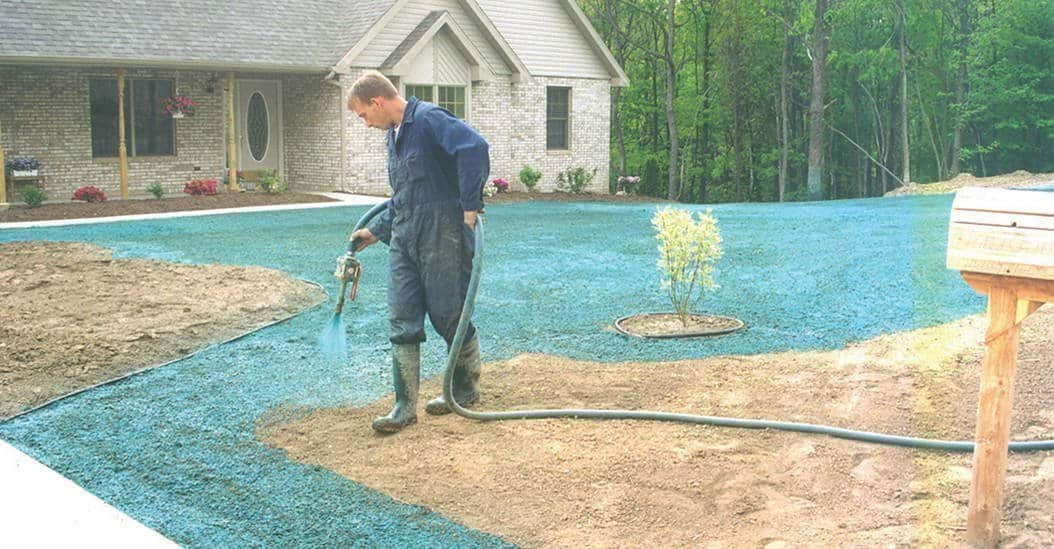 What Is Hydroseeding Grass Lush Lawn In 3 Weeks Outdoor Happens