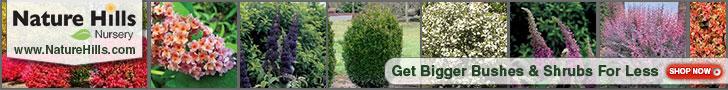 Find your gardening zone at Nature Hills Nursery