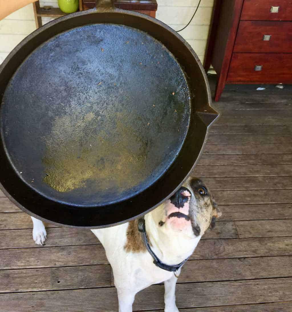season-cast-iron-pan